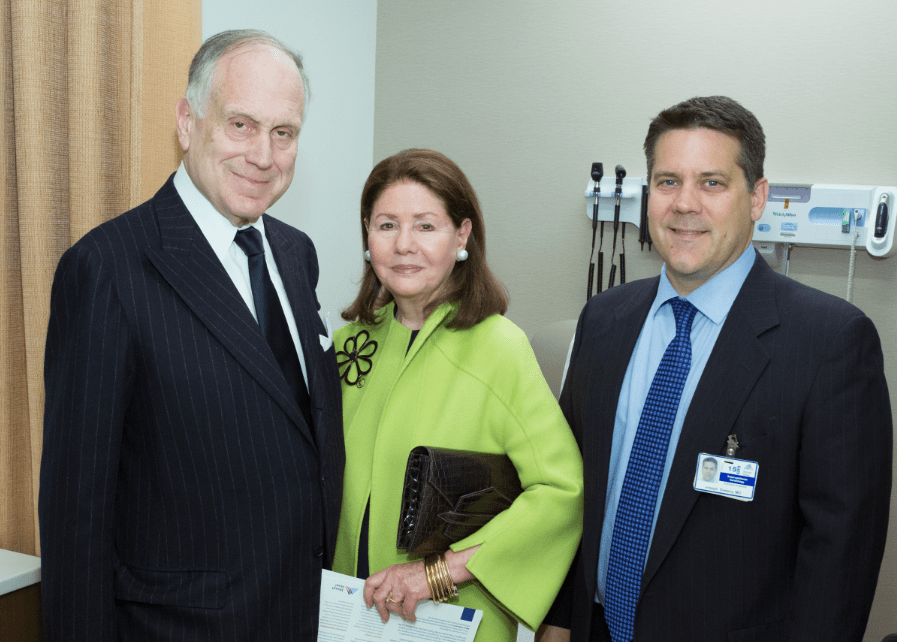 The Mount Sinai Hospital Opens The Lauder Family