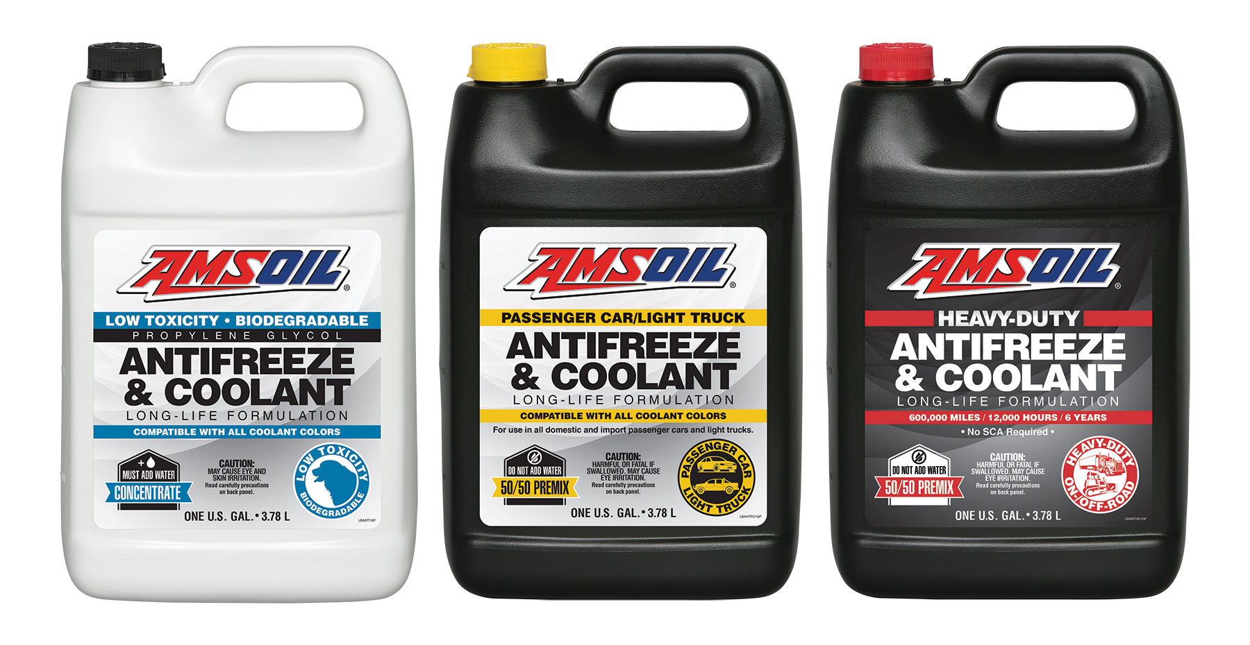 Amsoil Launches Expanded Antifreeze Amp Engine Coolant