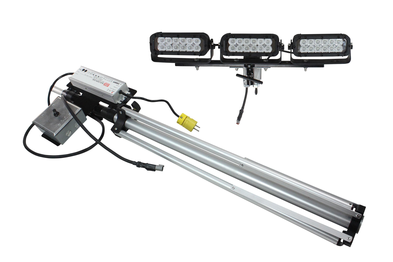 Larson Electronics Releases A 108 Watt Portable Led
