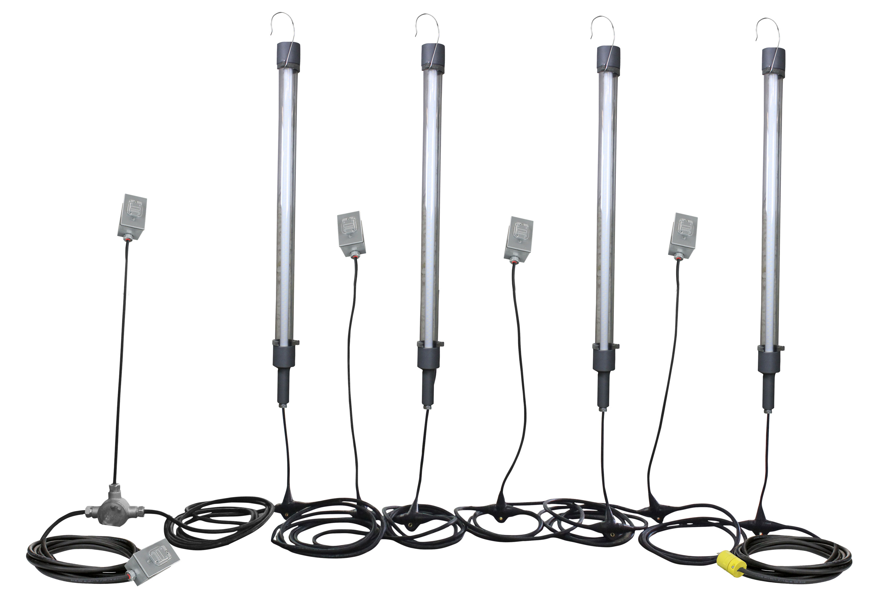 Larson Electronics Releases 80 Temporary Led String Light Set With Four Tool Taps