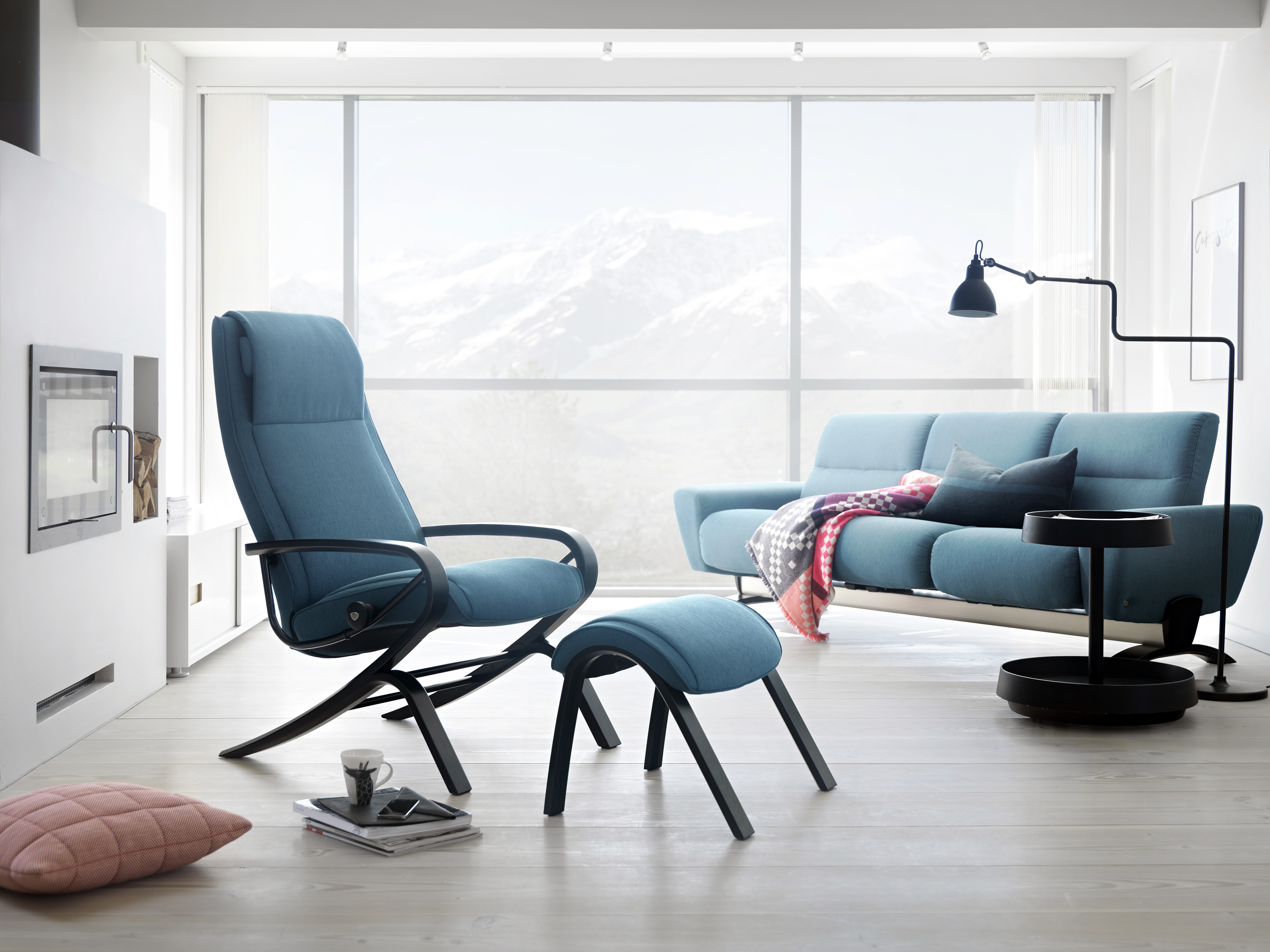Jensen Lewis Furniture Welcomes Stressless YOU To The