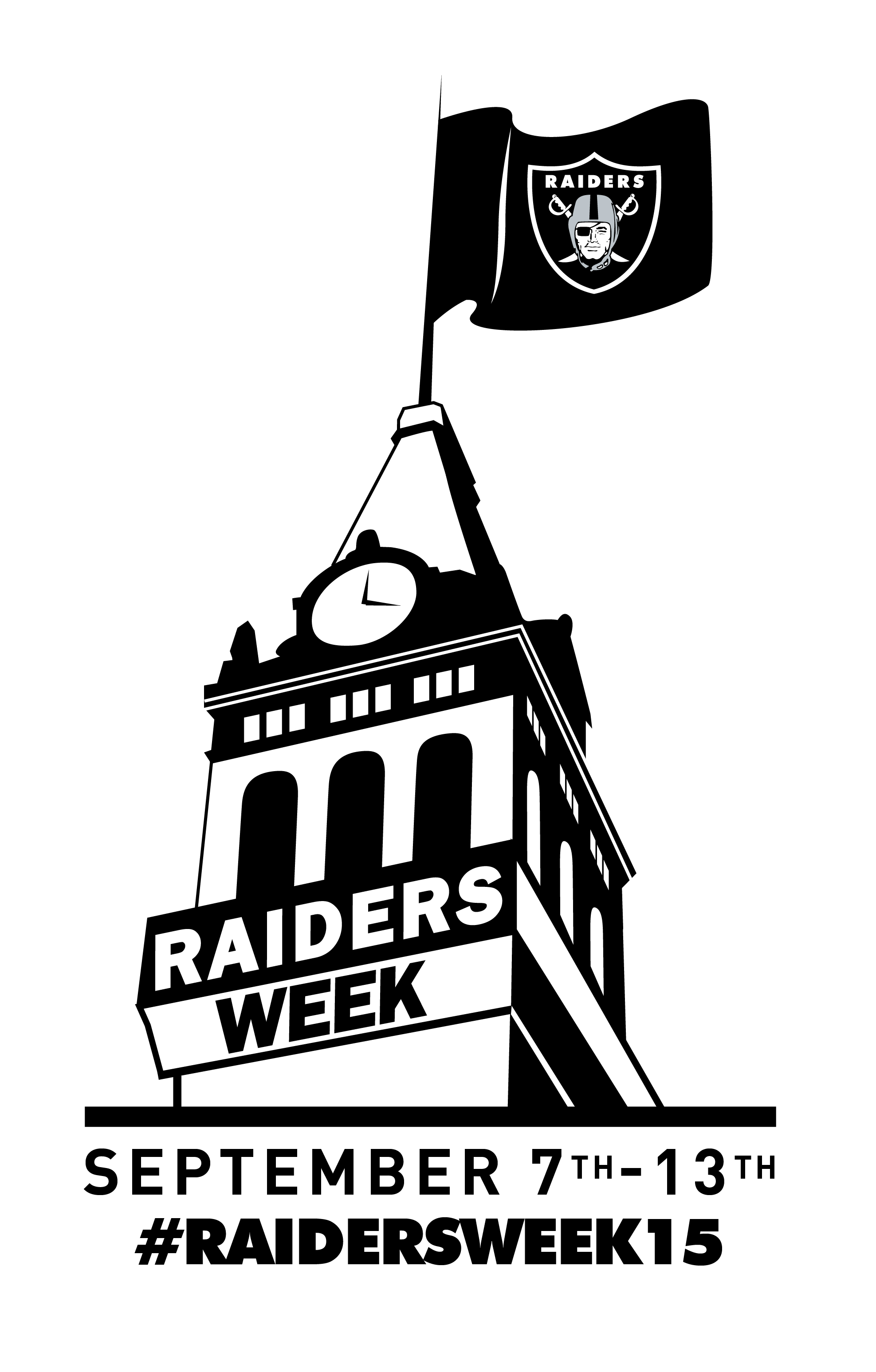 Oakland Shows Off Silver And Black Pride During Raiders Week