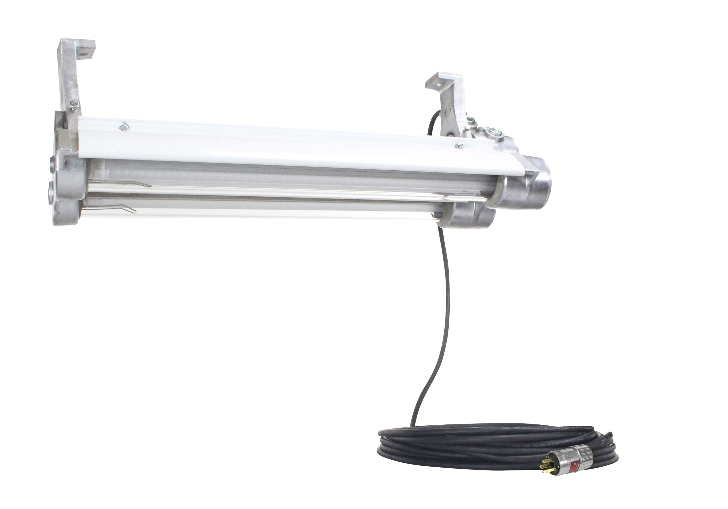 Larson Electronics Releases An Explosion Proof Uv Light With 15 Cord And Explosion Proof Plug