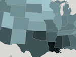 HD Decor Images » Where Does Your State Rank  Interactive Map Shows the Most and Least     Interactive map incarceration rates screenshot