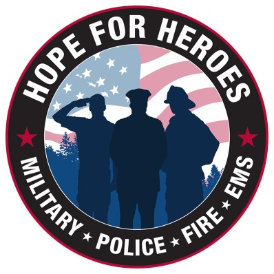 Image result for hope for heroes foundation