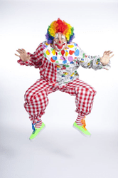 Incentive Solutions Mark Herbert as Distinguished Clown