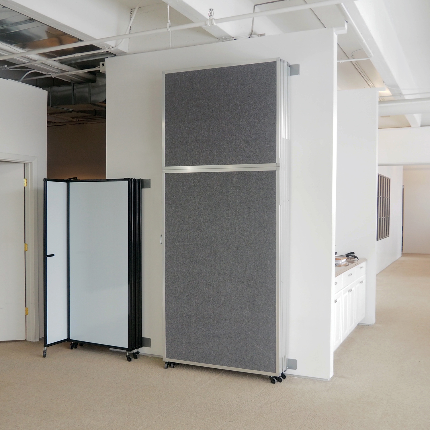 Versare Operable Wall Large Room Dividers Reach New Heights