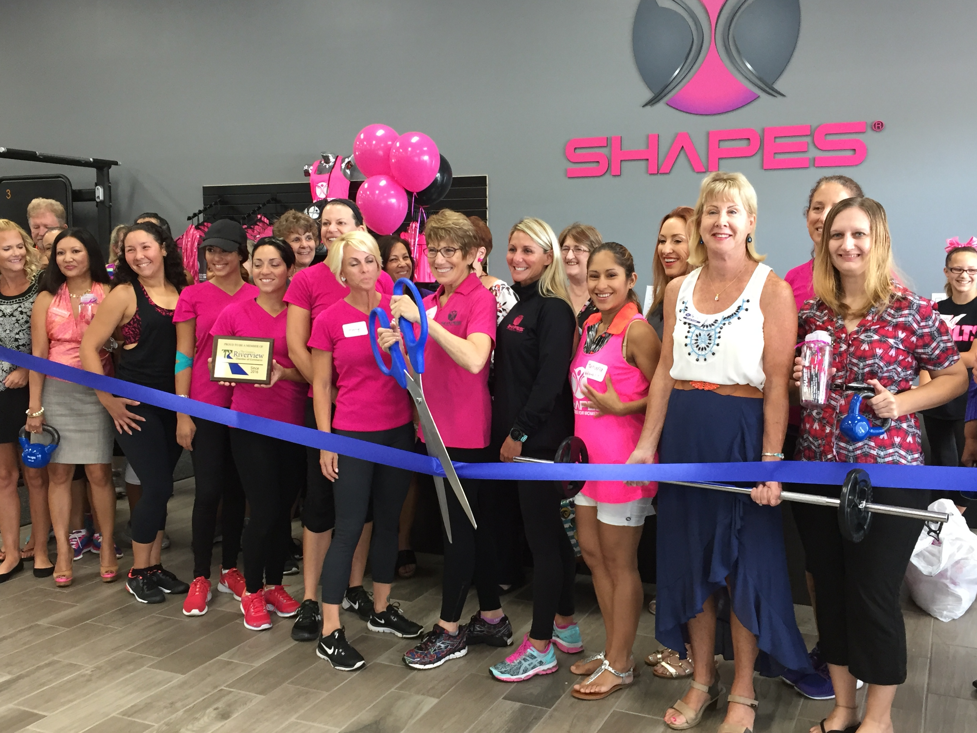 Shapes Fitness For Women Franchise Opens In Riverview Florida