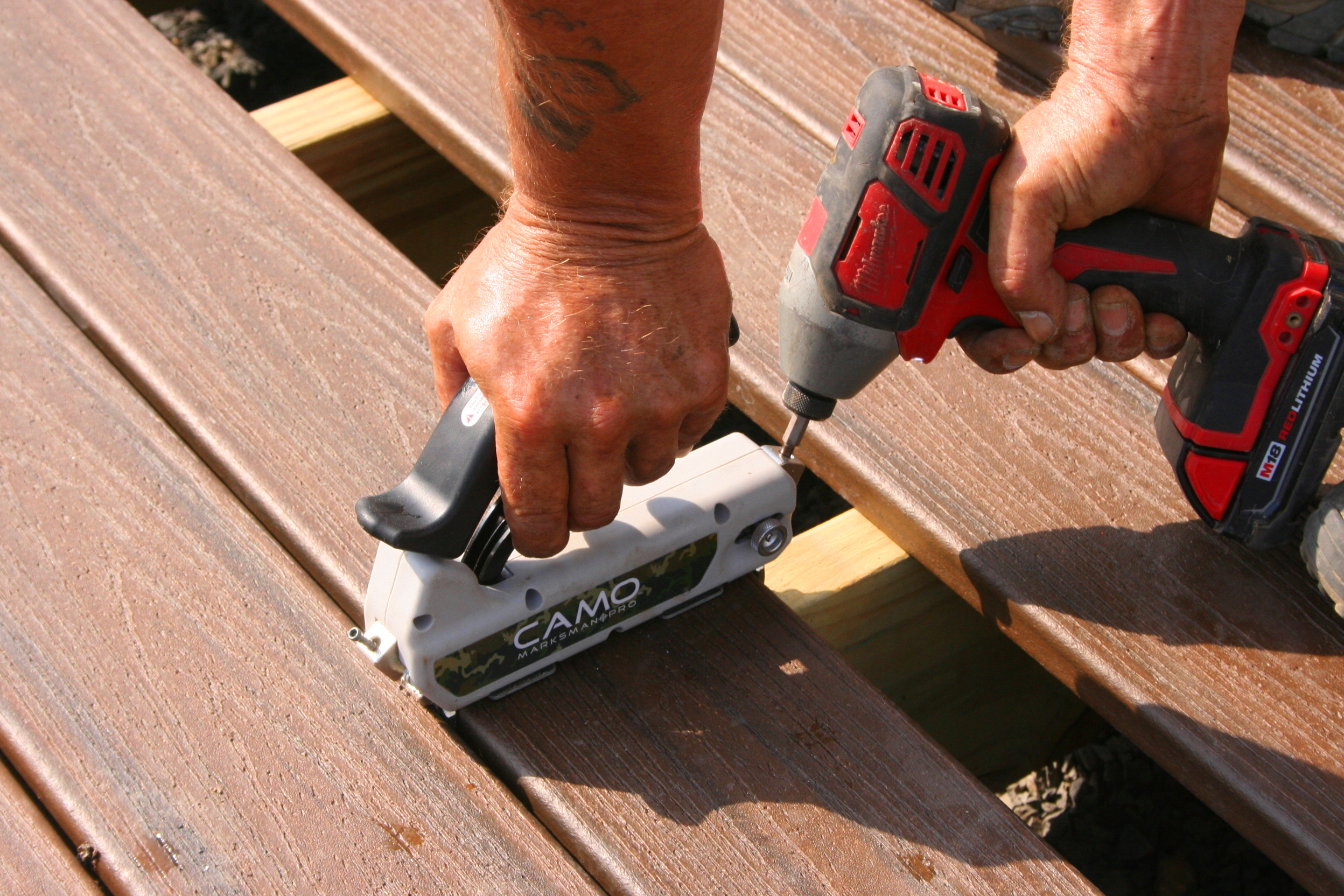 National Nail Expands Warranty For Its Camo 174 Edge Deck