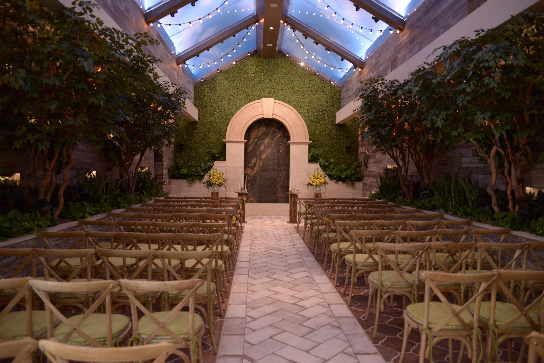 TripAdvisor Awards Chapel Of The Flowers In Las Vegas The