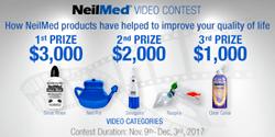 NeilMed Video Contest 2017