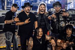 Six Gun Sal, Southern Rock Band - Performs at the Indie Stock Music Festival