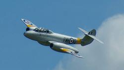 EAA, AirVenture, Oshkosh, classic jet, Meteor