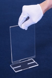 H5RB-0406 Sign Holder with Removable Base