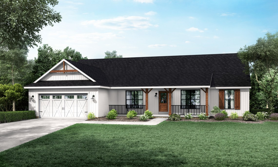 Wayne Homes Releases New Farmhouse Elevations for Five ...