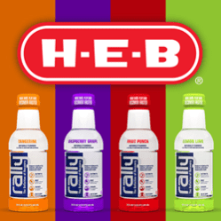 Drink Rally Released in H-E-B