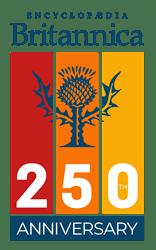 Encyclopaedia Britannica 250th Anniversary Logo