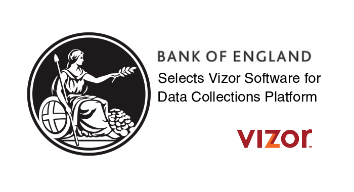 Vizor Software Selected By Bank Of England For Data