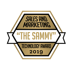 The Sammy - Sales and Marketing Technology Award