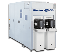 Rigaku TXRF-V310 for ultra-trace measurement of elemental surface contamination