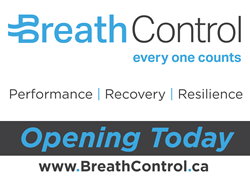 Breath Control Opening Today