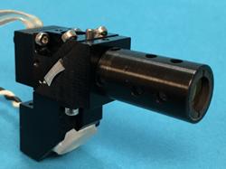 Specialized imaging system designed for fiber optic inspection.