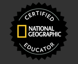 Professor Stacie Freeman, a proponent for increasing access to global education, becomes a Certified National Geographic Educator.