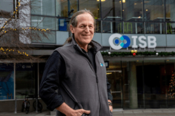 ISB President Dr. Jim Heath