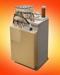 Thyratron Replacements are available in voltages from 1 kV to 100 kV, with peak current up to 10 kA which rises to its peak value in under 2 microseconds.