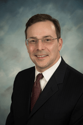 Photo of Geoff Metcalf, MBA, PMP, new Vice President Clinical Diagnostics at Flagship Biosciences