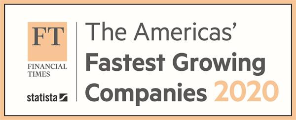 Financial Times America's Fastest Growing Companies