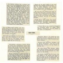 1915 WW1 Week 59 CTA 10-9-15 War Items