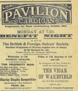 1915 week 64 CTA 15-10-15 Pavilion Cardigan