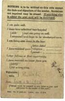 1915 week 72 ADX-464-1 Enoch's Field Service Post Card