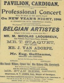 1915 weeks 70 & 71 Pavilion
