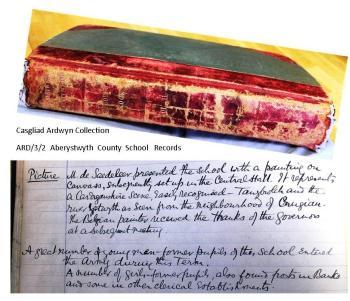 1916 week 80 Ardwyn collection