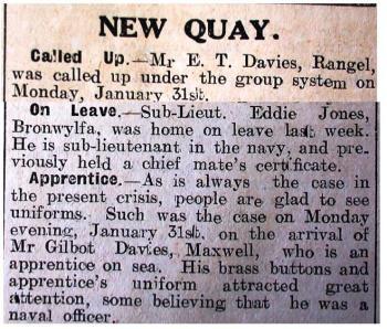 1916 week 80 CN 11-2-16 New Quay