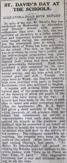 1916 week 83 CN 3-3-16 Alexandra road boys'