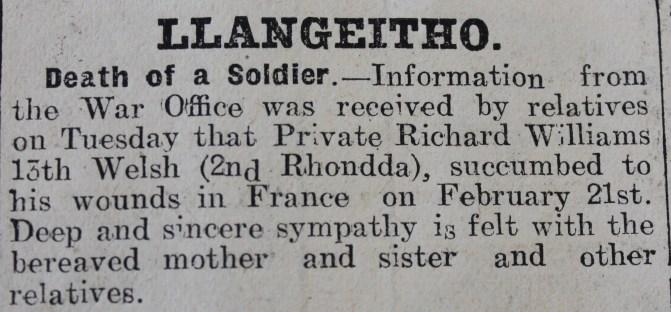 1916 week 84 CN 10-3-16 Llangeitho (2)