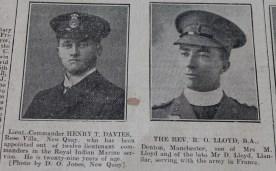 1916 week 84 CN 10-3-16 NQ and Llanilar portraits