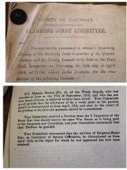 1916 week 87 Standing Joint Committee