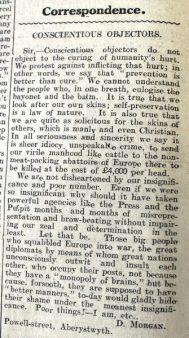 1916 week 88 CN 7-4-16 Correspondence