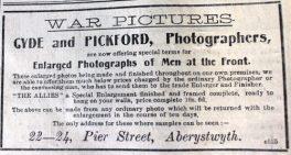 1916 week 88 CN 7-4-16 war pictures