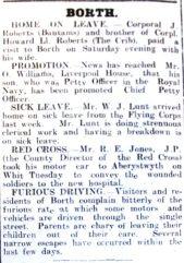 1916 week 99 CN 22-6-16 Borth 2