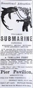 1916 week 101 CN Submarine