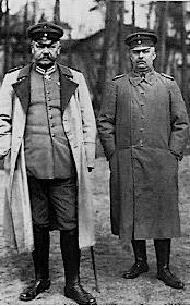 Hindenburg & Ludendorff