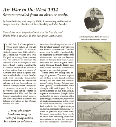 Air War in the West
