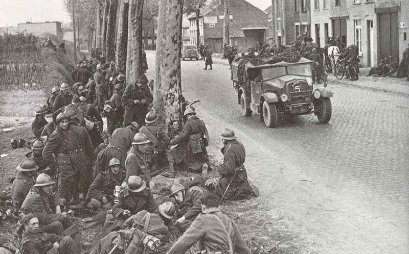 Image result for belgian soldiers ww2
