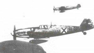 Bulgarian Messerschmitt Bf 109 G