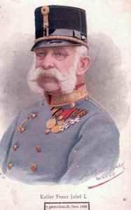 Kaiser Francis Joseph I of Austria-Hungary